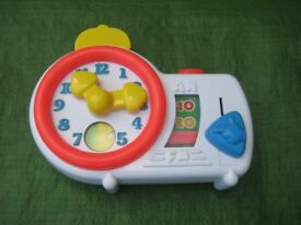 Disney Toy Radio Activity Centre
