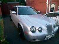 Jaguar S Type R plus