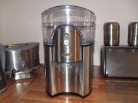 Brita Aqua Fountain Water Filter Chiller - Stainless Steel