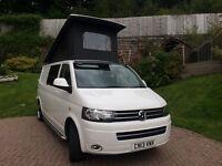 VW T5 2013 LWB Campervan low miles