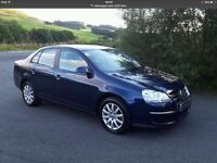 2007 VOLKSWAGEN JETTA 2.0 SPORT T.D.i # 2 LADY OWNERS # OUTSTANDING COLOUR SHADOW BLUE METALLIC # #