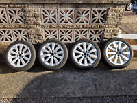 Audi A1 16 inch Alloys + Tyres for Sale