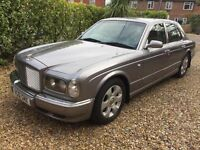Bentley Arnage Red Label (silver) 2001