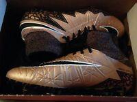 Nike Hypervenom Phantom II SG PRO UK 8.5 Liquid Metalic Bronze (747213 903)**SALE**