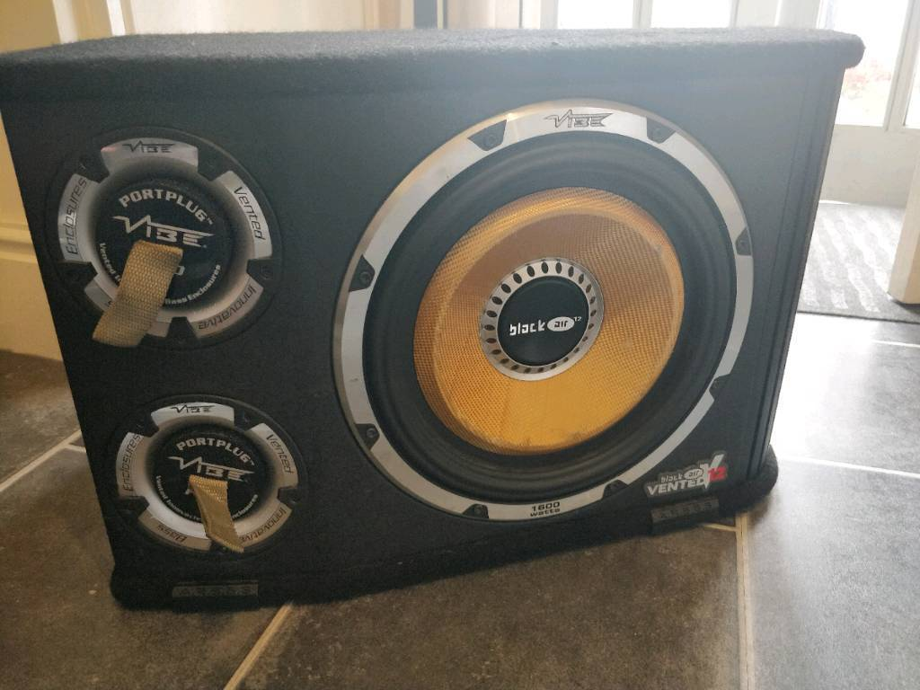 1600w Vibe Sub Amp Wiring Kit In Derby Derbyshire Gumtree