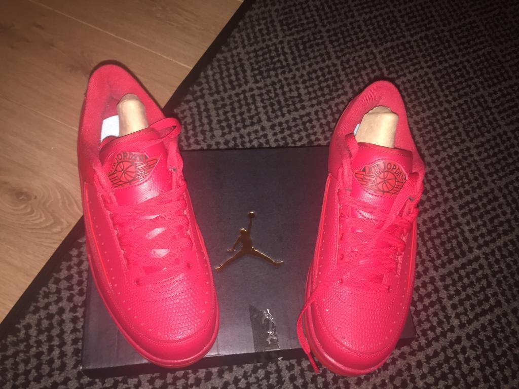 f6854eac36a1 Nike Air Jordan s 2 Retro men s trainers