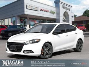 2014 Dodge Dart RALLYE PCKG | DUAL EXHAUST | BLACKED OUT | BT