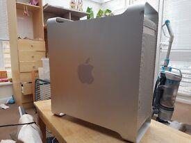 Apple Mac Power Pc - 2.7 Ghz Dual Cpu's - 3 gb ram - 250gb hd