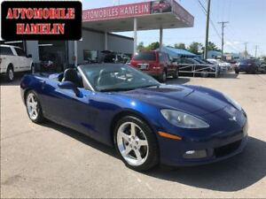 2006 Chevrolet Corvette convertible automatique gps mags