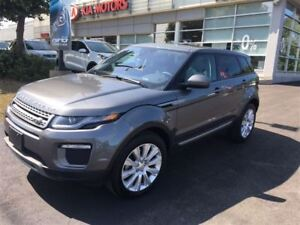 2017 Land Rover Range Rover Evoque SE/SI4/TECH PACKAGE/LEATHER/N