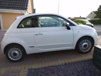 Fiat 500 1.2 Lounge 58k