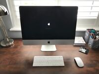 Perfect condition Apple iMac 21.5inch