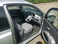 Silver 52 Plate Nissan Micra for sale 500 ono