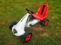 Kettler Daytona Pedal Go-Kart - Excellent Condition