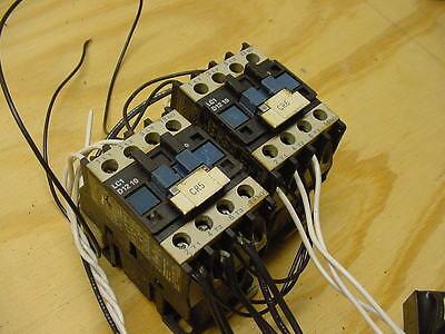 Milltronics Centurion V Partner Cnc Telemecanique Contactors Lc1 D12 Lc1d1210
