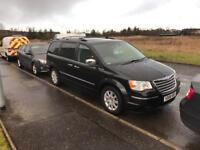 Chrysler Grand Voyager 2.8 Diesel Auto 7 Seater
