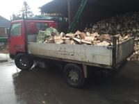 Firewood for sale, logs, split wood, hardwood, fire wood