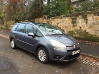 Citroen C4 Picasso 1.8 VTR+ 7 seater (petrol) for sale