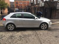 AUDI A3 GREAT CONDITION - wear and tear - drives really well service history