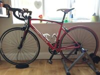 Merida pro 94 road bike