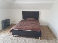 Spacious rooms to rent 2 mins from New Beckenham station 20 mins to the City 30 mins to Canary Wharf