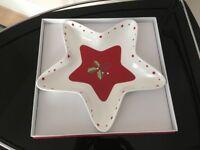 Christmas platter - John Lewis