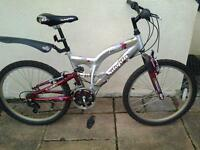 Nice Ladies Bike With Free Lock