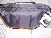 Cullmann Madrid Sports Maxima 325 Plus Bag Grey/Orange NEW