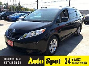 2014 Toyota Sienna LE/MASSIVE CLEAROUT!/PRICED FOR AN IMMEDIATE  Kitchener / Waterloo Kitchener Area image 1