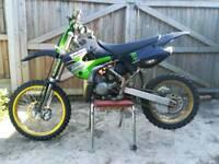 KX 85 2006 bigwheel
