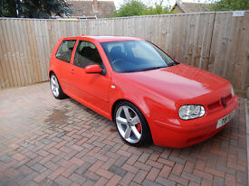 Superb Mk4 Turbo with just 1 x regular driver from new - FSH, Absolute Stunner, Super Quick too!
