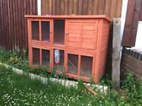 Rabbit Hutch for sale