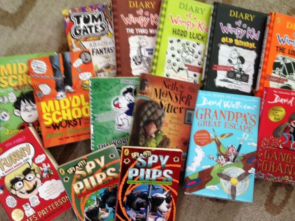Children S Books Good Conditions Various Popular Titles In