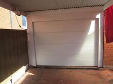 Automatic remote operated single garage door Westmead Parramatta Area Preview