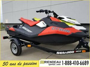 2017 Sea-Doo/BRP SPARK 3UP KIT TRIXX DÉMONSTRATEUR