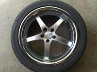 4 Tires/Rims