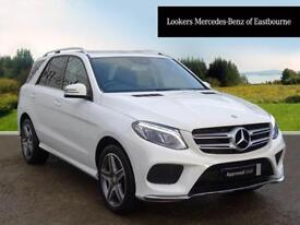 Mercedes-Benz GLE Class GLE 250 D 4MATIC AMG LINE (white) 2016-09-29