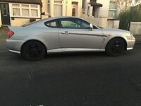 Bargain Hyundai coupe 1.6 1 years mot