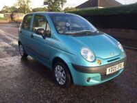 2005 CHEVROLET MATIZ LOW MILES NEW MOT £995 O-N-O