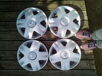 2004 Renault Clio wheel trims