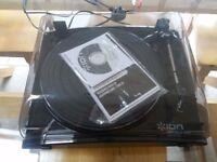 ion profile pro record player new unused