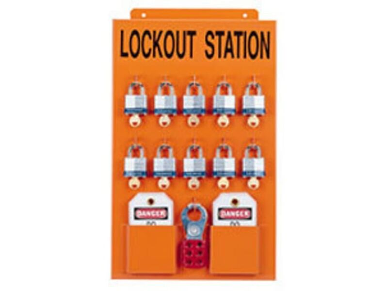 Ideal 44-805 Lockout Station