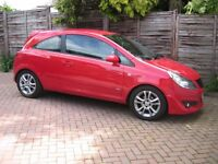 2006 Vauxhall Corsa SXi want's a good owner