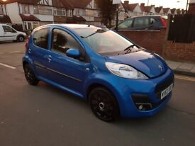 PEUGEOT 107 ACTIVE, DONT MISS OUT!!!!!!