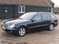 MERCEDES BENZ ESTATE 3.0 DIESEL 7 SEATS AUTOMATIC 2005 REG.