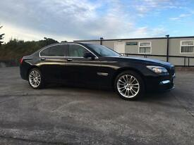 2010 BMW 7 SERIES 730d M SPORT **LOW MILES** LONG MOT IMMACULATE