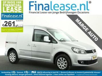 VW Caddy 1.6 TDI Edition 30 DSG Airco Cruise 100PK €241pm