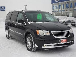 2015 Chrysler Town & Country Touring | NO ACCIDENTS | GREAT DEAL Stratford Kitchener Area image 12