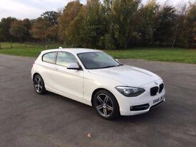 BMW 1 Series 116i Sport 2013 (13 Plate)