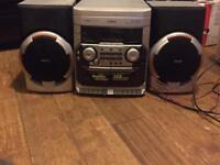 Phillips Cd Speaker system